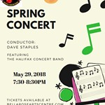 Halifax+Concert+Band%27s+45th+Annual+Spring+Concert+-+May+29th+at+7%3A30pm