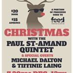 Christmas+with+the+Paul+St-Amand+Quintet