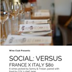 Wine+Club+Social%3A+VERSUS+FRANCE+X+ITALY