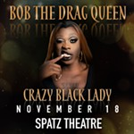 Bob+The+Drag+Queen+-+Crazy+Black+Lady%3A+A+Stand-Up+Spectacle+at+5pm