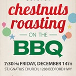 Bedford+Brass+Quintet%3A+Chestnuts+Roasting+on+the+BBQ