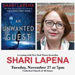 A+evening+with+New+York+Times+bestseller+Shari+Lapena+in+conversation+with+Nova+Scotia+mystery+author+Anne+Emery