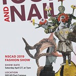 NSCAD+Fashion+Show+%22Tooth+and+Nail%22
