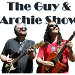 The+Guy+and+Archie+Show+at+Halifax+Fringe