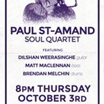 Paul+St-Amand+Soul+Quartet